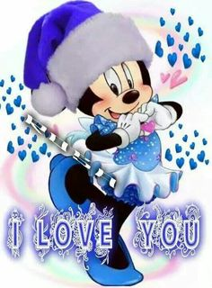 Mickey Love, Mickey Mouse Art, Mickey Mouse Wallpaper, Mickey Mouse Christmas, Mickey Mouse And Friends, Disney Christmas, Disney Wallpaper, Walt Disney, Tinkerbell Disney
