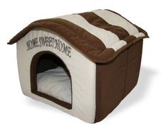 Best Pet Supplies Home Sweet Home for Pet House -- Check out the image by visiting the link. #DogBeds