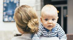 Le rot de bébé