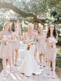 Bridesmaids Photos and Ideas - Style Me Pretty Weddings - Page - 2