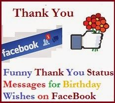 Thank You Messages! : Funny Thank You Status Messages for Birthday Wishe. Thank You Messages For Birthday, Birthday Gift Cards, Birthday Thank You, Birthday Quotes, Funny Facebook, Facebook Status, For Facebook, Facebook Birthday Wishes, Funny Thank You
