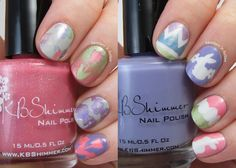 Adventures In Acetone: KBShimmer Spring 2015 Nail Vinyls Review!
