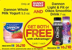 Yum! Score This Freebie At Giant Eagle!