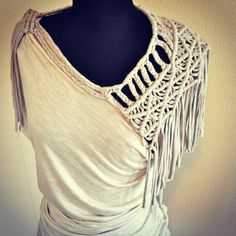 Trash To Couture: A list of inspiring DIY clothing projects with a link to some tutorials.