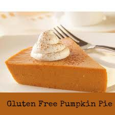 Crust-less Pumpkin Pie Recipe for Thanksgiving #glutenfree