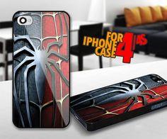 THE AMAZING SPIDERMAN SPIDI for iPhone 4 / 4s Black case