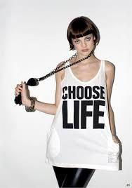 katharine hamnett tshirt fashion shoot - Google Search