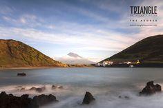 Praia De Porto Pim em Horta, Azores