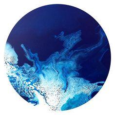 blue splash repin