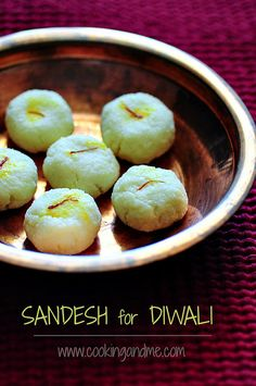 Sandesh Recipe - Easy Diwali Sweets for the Festive Season!