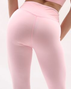 Pale Pink Seamless Leggings | Workout Leggings | FitGal Activewear Sports Leggings, Workout Leggings, Athletic Body, Intense Workout, Slim Body, Seamless Leggings, Going To The Gym, Pale Pink, Wardrobe Staples