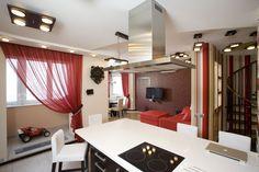 #дизайн  #интерьер  #проект  #кухня  #столовая  #обеденнаязона  #студия