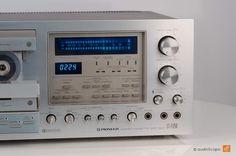 Top 38 Cassette Decks com Display Digital