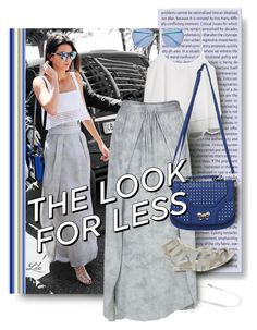 """""""Look for Less: Summer Style"""" by fashion-architect-style ❤ liked on Polyvore"""