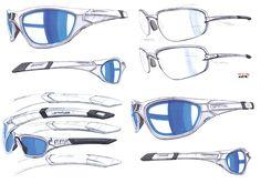 Animal Eyewear Sketches