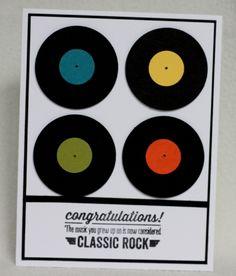 Bombs Away photopolymer set; vinyl records!