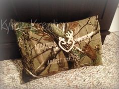 Hey, I found this really awesome Etsy listing at http://www.etsy.com/listing/165810367/hunting-camo-couples-anniversary-pillow