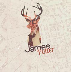 James Potter.