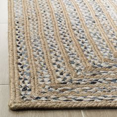 This Hand Woven rug would make a great addition to any room in the house. The premium feel and durability of this area rug will make it a must for your home. Jute Rug, Woven Rug, Seagrass Rug, Sisal, Natural Area Rugs, Striped Rug, Textiles, Rug Material, Rug Making