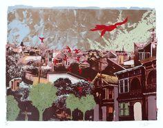 Hilary Williams Painting