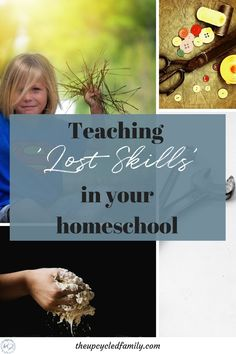 teaching lost skills