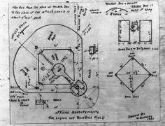 Baseball Diamond Schematic