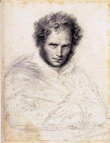 Anne-Louis Girodet, (1767 -1824) was een Frans kunstschilder. Hij wordt gerekend tot het classicisme en werd vooral bekend door zijn portretten en zijn historische taferelen. Ook illustreerde hij boeken.