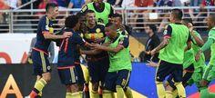 Colombia empieza con pie derecho en la Copa América Centenario: venció 2-0 a EE.UU.