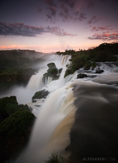 Iguazu Falls Argentinian side