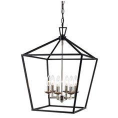 Found it at Wayfair.ca - Carmen 6-Light Foyer Pendant