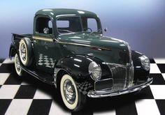 Restored 1940 Ford Pickup Truck