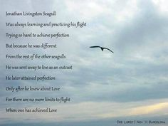 Jonathan Livingston Seagull movie quote