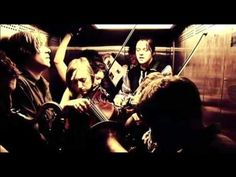 """Arcade Fire - """"Neon Bible"""" in an elevator. Reminds me of Walk of the Earth's """"Someone that I used to know"""" cover."""