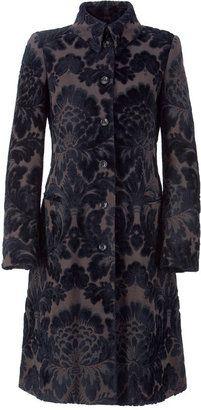 ShopStyle: D Dolce & Gabbana Light Blue Fine Stripe Shirt