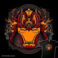 Iron Samurai #comic #comics #film #ironman #marvelcomics #movie #samurai #studiom6 #superhero