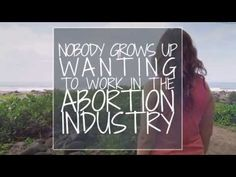 And Then There Were None -Helping #abortion workers leave the industry.