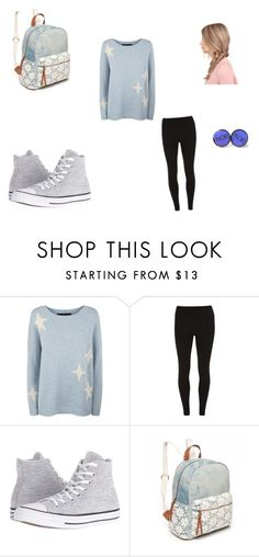 """""""casual"""" by ikatsamaki on Polyvore featuring mode, 360 Sweater, Dorothy Perkins, Converse et Red Camel"""
