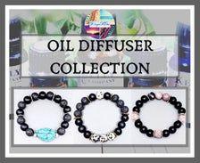 Diffuser Bracelet Aqua Quartz Gemstone Bracelet White Lava | Etsy Aromatherapy Jewelry, Fabric Tape, Oil Diffuser, Stone Beads, Lava, Quartz, Etsy Shop, Gemstones, Bracelets