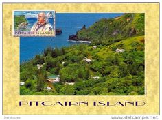 decotiques sells an item for until Monday, 7 January 2013 at in the Pitcairn Islands category on Delcampe British Overseas Territories, John Adams, Pitcairn Islands, Pacific Ocean, Travel, Ticket, Islands, Voyage, Viajes