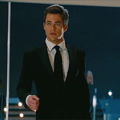 Chris Pine This Means War