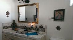 Re-painted my bathroom.