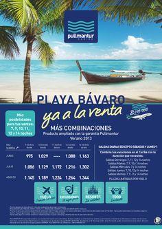 Ya a la Venta!!. Estancias Intermedias (9,10,11,12 y 14 noches) Verano 2013 Playa Bávaro - http://zocotours.com/ya-a-la-venta-estancias-intermedias-9101112-y-14-noches-verano-2013-playa-bavaro/