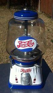 Pepsi gumball machine