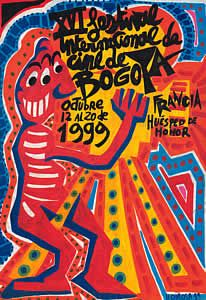 XVI Festival de Cine de Bogotá