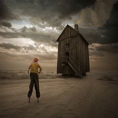 Breathtaking Digital Art by Leszek Bujnowski -repinned by http://LinusGallery.com  #art #artists