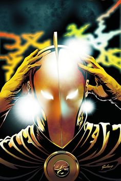 Doctor Fate by Paul Gulacy