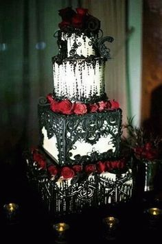 From watching two people become one in holy matrimony to keg stands at the after party, weddings are a great time. But we know that the most important factor of any wedding is the cake. Some couple...