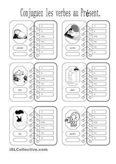 One-click print document French Tenses, French Verbs, French Grammar, French Phrases, French Language Lessons, French Language Learning, French Lessons, French Teacher, Teaching French