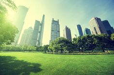 Green tech: The most eco-friendly cities in the world - TechRepublic