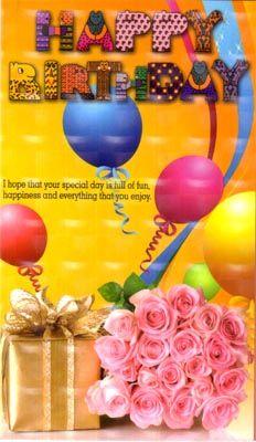Send Birthday Card 2 Imported Folder To Bangladesh